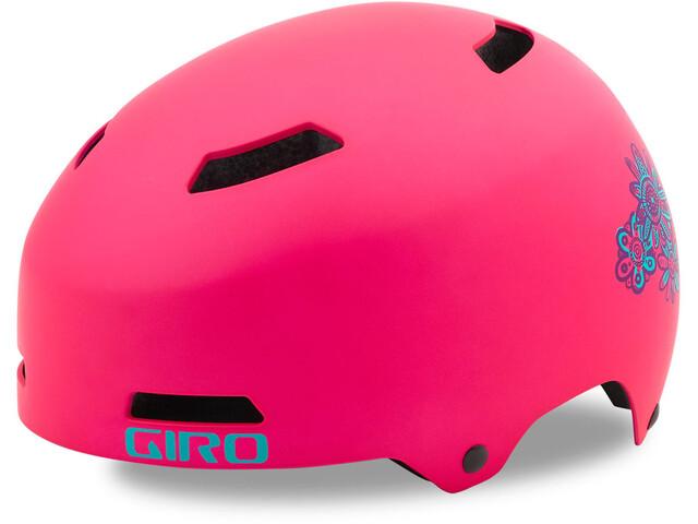 Giro Dime FS casco per bici Bambino rosa